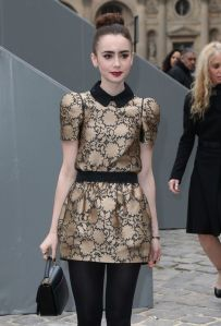 Style to Admire Lily Collins_2